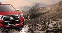 Giới thiệu xe bán tải Toyota Hilux 2019 hoàn toàn mới